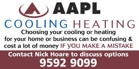 *AAPL Air Conditioning - Commercial Air Conditioning and Heating Rockingham
