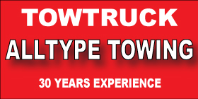 *All Type Towing - Car Body Removals Rockingham