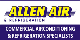 *Allen Air & Refrigeration - Commercial Air Conditioning and Heating Port Kennedy, Rockingham