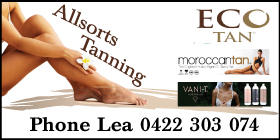 *Allsorts Tanning - Spray Tanning Rockingham