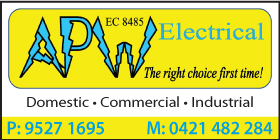 *APW Electrical Pty Ltd - Testing and Tagging Electrical Rockingham