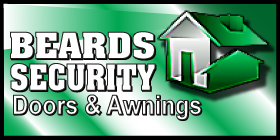 *Beards Security Doors and Awnings - Rollershutters Rockingham