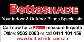 *Bettashade - Your Indoor & Outdoor Blinds Specialists - Blinds Mandurah