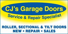 *CJ's Garage Doors - Garage Doors Rockingham Baldivis  - EMERGENCY CALL OUTS