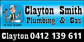 *Clayton Smith Plumbing & Gas - Hot Water Mandurah Hot water Rockingham Hot Water Pinjarra Hot Water Yunderup