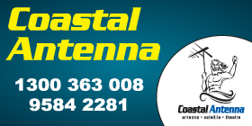 *Coastal Antenna - Television and Phone Points Mandurah