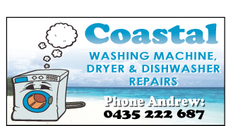 *Coastal Washer and Dryer Repairs Washing Machine, Dryer and Dishwasher Repairs Mandurah