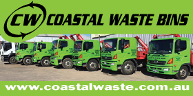 *Coastal Waste Bins - Skip Bin Hire Rockingham