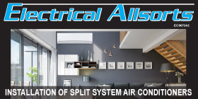 *Electrical Allsorts - Air Conditioners Split Systems Rockingham Baldivis Port Kennedy