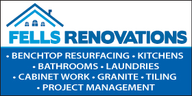 Fells Renovations - Cabinetmakers Rockingham