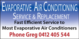 *Evaporative Air Conditioning - Greg Hounslow - Evaporative Air Conditioning Rockingham