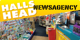 *Halls Head Newsagency - Newsagent Halls Head