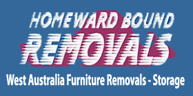 *Homeward Bound Removals - Storage Rockingham