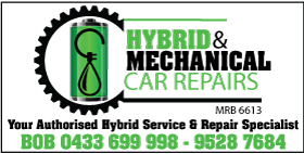 *Hybrid and Mechanical Car Repairs - Motor Vehicle Repairs Rockingham