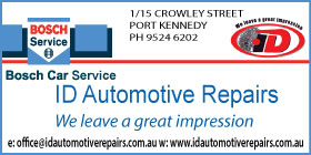 *ID Automotive Repairs - BOSCH CAR SERVICE CENTRE - WE LEAVE A GREAT IMPRESSION