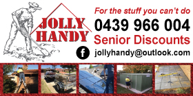 *Jolly Handy - Property Maintenance Rockingham