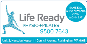 *Life Ready Physio and Pilates Rockingham - Physiotherapy Rockingham