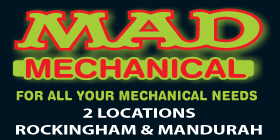 *Mad Mechanical - Motor Vehicle Repairs Port Kennedy Rockingham -