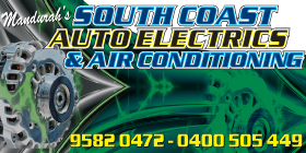 *Mandurah's South Coast Auto Electrics - Auto Electrics Mandurah Peel BREAKDOWN SERVICE AVAILABLE