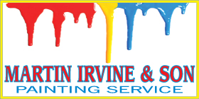*Martin Irvine and Son Painting Service - Painting Rockingham