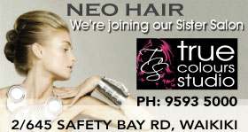 *Neo Hair Salon - Merged with True Colours Studio, Waikiki Hairdressers