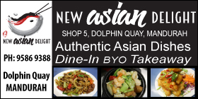 *New Asian Delights - Chinese Takeaways Mandurah