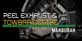 *Peel Exhaust & Towbar Centre - Tow Bars Mandurah