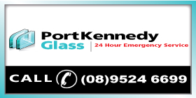 *Port Kennedy Glass - Shower Screens and Enclosures Port Kennedy Rockingham
