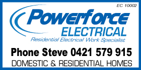 *Powerforce Electrical - Residential Electrician Rockingham