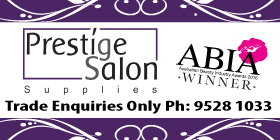 *Prestige Salon Supplies - Hairdressing Supplies Rockingham - AFTERPAY AVAILABLE