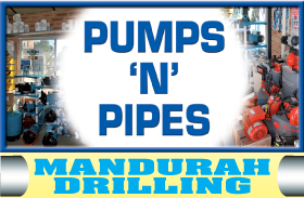 *Pumps n Pipes - Pumps Mandurah
