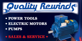 Quality Rewinds - Pumps Rockingham Quality Service and Price