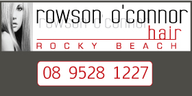 *Rowson O'Connor Hair - Hairdresser Rockingham FULLY SUSTAINABLE SALON