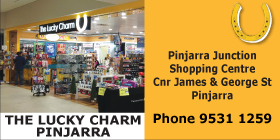 *The Lucky Charm Pinjarra - Newsagent Pinjarra