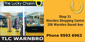 *The Lucky Charm Warnbro - Newsagent Warnbro Rockingham