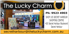 *The Lucky Charm Secret Harbour - Newsagent Secret Harbour
