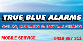 *True Blue Alarms - Auto Electrics Mobile Technicians Mandurah