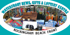 *Waterfront News, Gifts & Lottery Centre - Newsagent Rockingham