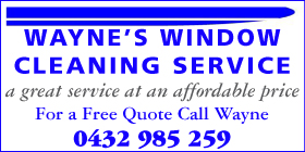 *Wayne's Window Cleaning Service - Window Cleaners Secret Harbour Rockingham