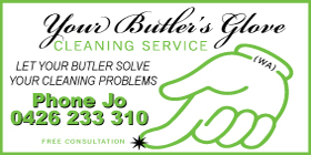 *Your Butler's Glove Cleaning Service - Window Cleaners Rockingham
